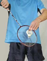 high Low Forehand Backhand Deep